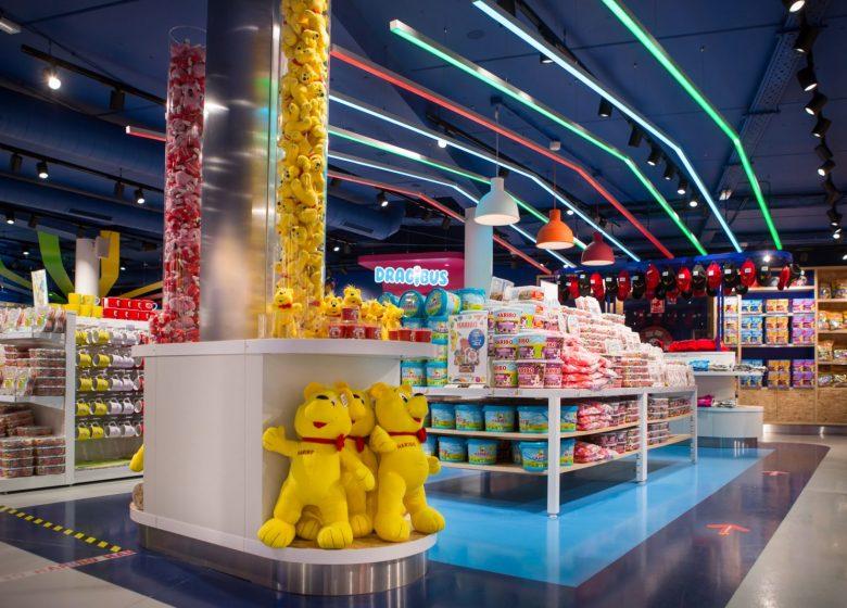 Haribo Sweets Museum