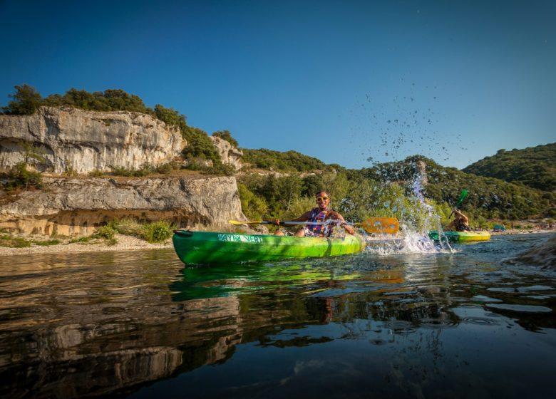 Kayak Vert – Canoë Kayak